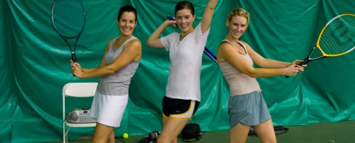 Charlie's Cardio Tennis Angels